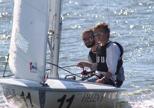 Stony Brook Sailing Team Qualifies for Conference Championship