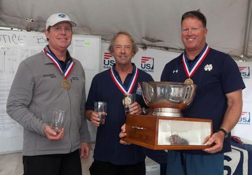 Chris Larson, Steve Benjamin, Phil Trinter