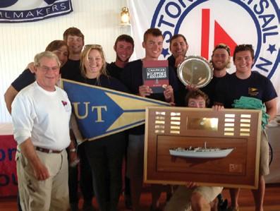 University of Toledo sailing team