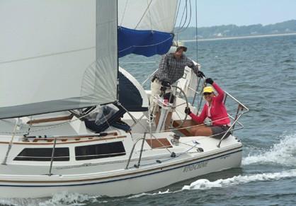 Shoreline Sailing Club Members Win the Bud Cook Memorial Race