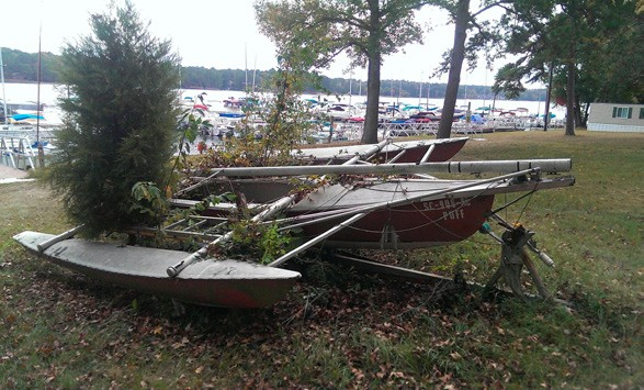 Recyling boats