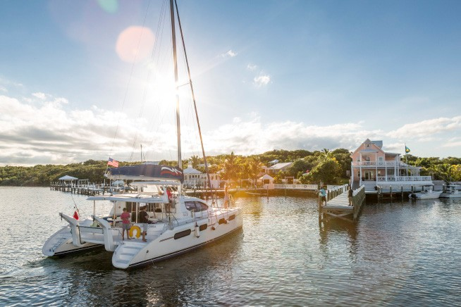 The Moorings chartering