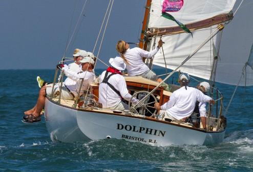 Newport 29 Dolphin Herreshoff