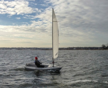 Frostbiting Cook 11 American YC