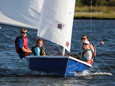 Wanderer Zim Sailing