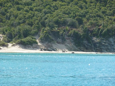 Anse Colombier St Barths