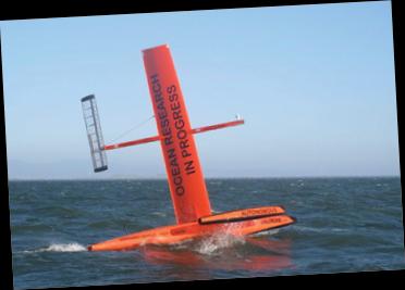 Saildrone: Monitoring the Ocean
