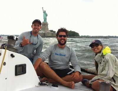 Oakcliff Sailing ALIR Race