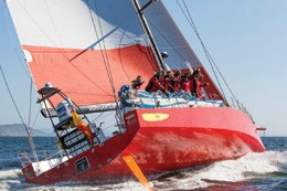 Spain Volvo Ocean Race Entry 2014-15