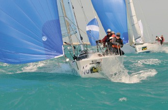 Quantum Key West Race Week 2015 is January 18 – 23