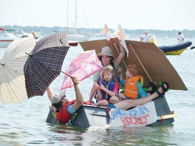 The Fools Rules Regatta Jamestown RI 2014