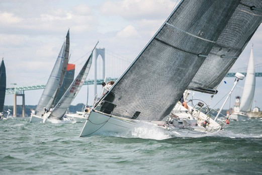 "High Winds and Rough Seas Challenge Racers in ""The Ida"""