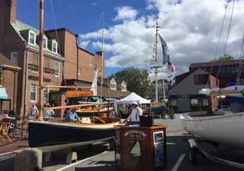 Newport Wooden Boat Show
