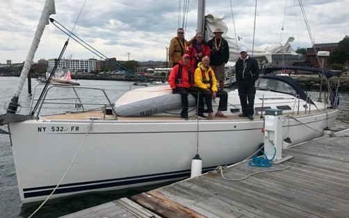 Sound Sailing to the Rescue!