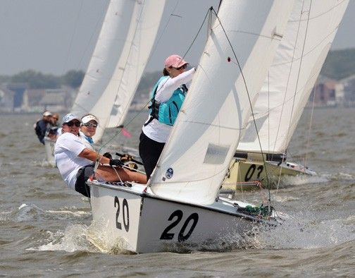 Fun, Friends and Family at the Lightning Women's, Juniors' & Masters' North American Championships