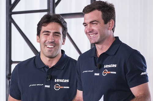 United States Announces Volvo Ocean Race Campaign