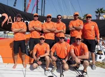 Team Alvimedica is Homeward Bound