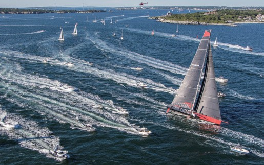 Spectacular Weather, Intense Competition – 50th Newport to Bermuda Race Lookback