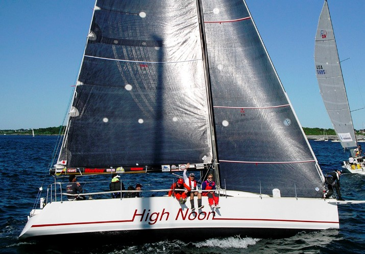 The Newport Bermuda Race Aboard High Noon