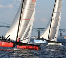 World Match Racing Tour Newport 2016