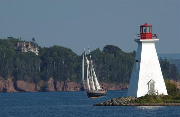 Cape Breton: A Sailing Paradise