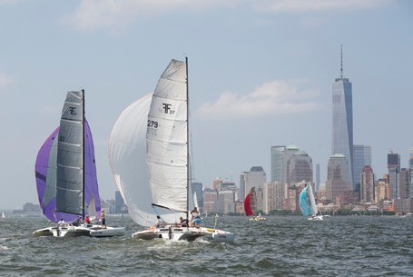 Gotham Multihull Series 2015