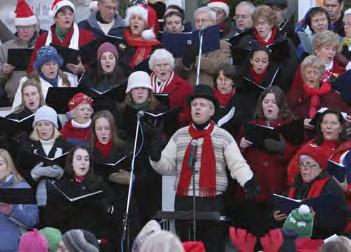 Mystic Seaport Community Carol Sing