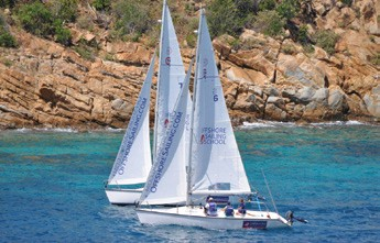 Offshore Sailing School BVI Racing Clinic