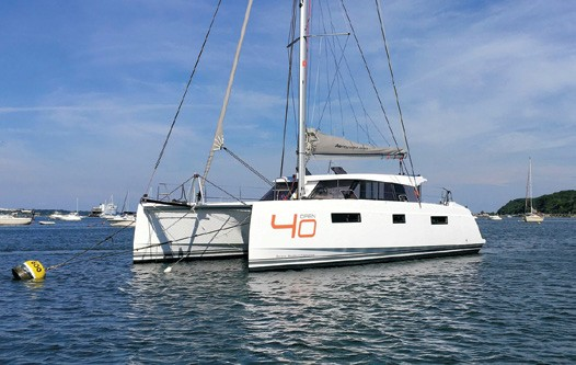 Catamaran Ownership for Less