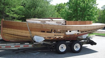 used boat parts search