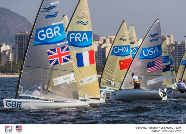 2016 U.S. Olympic & Paralympic Sailing News