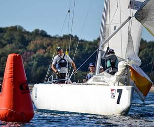Dave Perry Becomes Five-Time U.S. Match Racing Champion