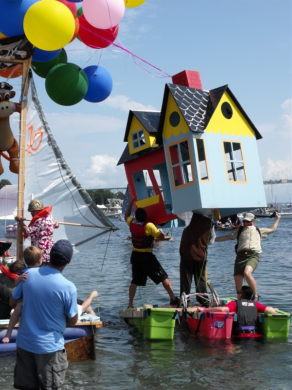 40th Annual Fools' Rules Regatta