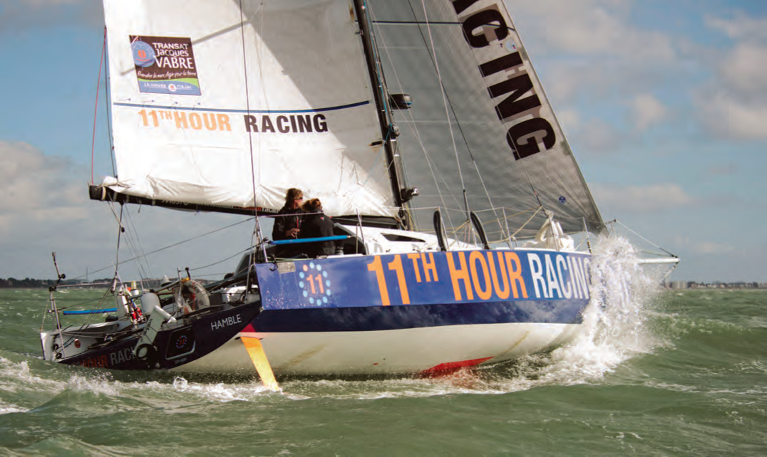 Trials on the Transat