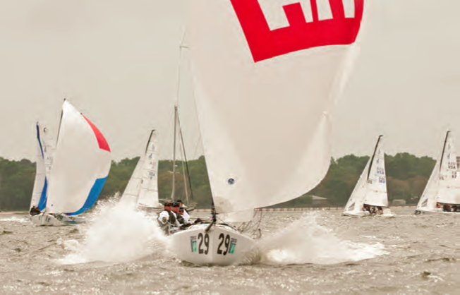 A Regatta Like No Other: Sperry Top-Sider Charleston Race Week