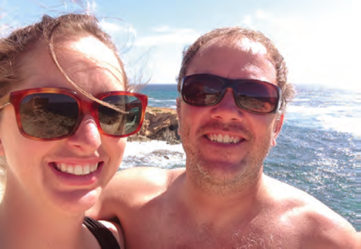 On Watch – Hilary & Anthony Kotoun