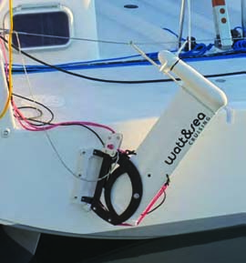 Alternative Energy in the Sailing World!