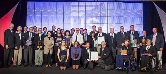 US Sailing Awards 2016