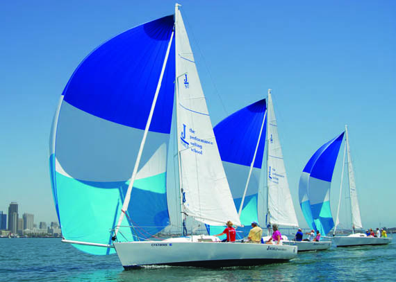 Selecting a Sailing School
