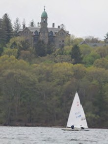 Connecticut River One-Design Leukemia Cup Regatta is August 11