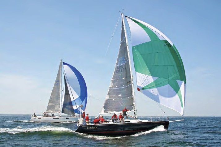 73rd Storm Trysail Club Block Island Race: A Study in Contrasts