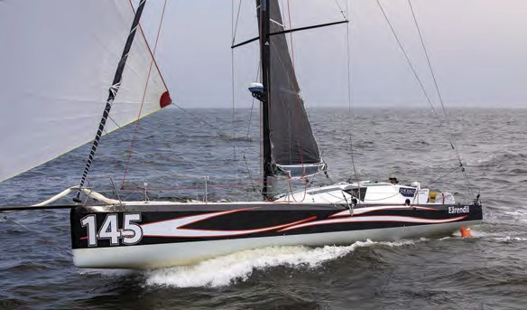 Eärendil Wins The Atlantic Cup