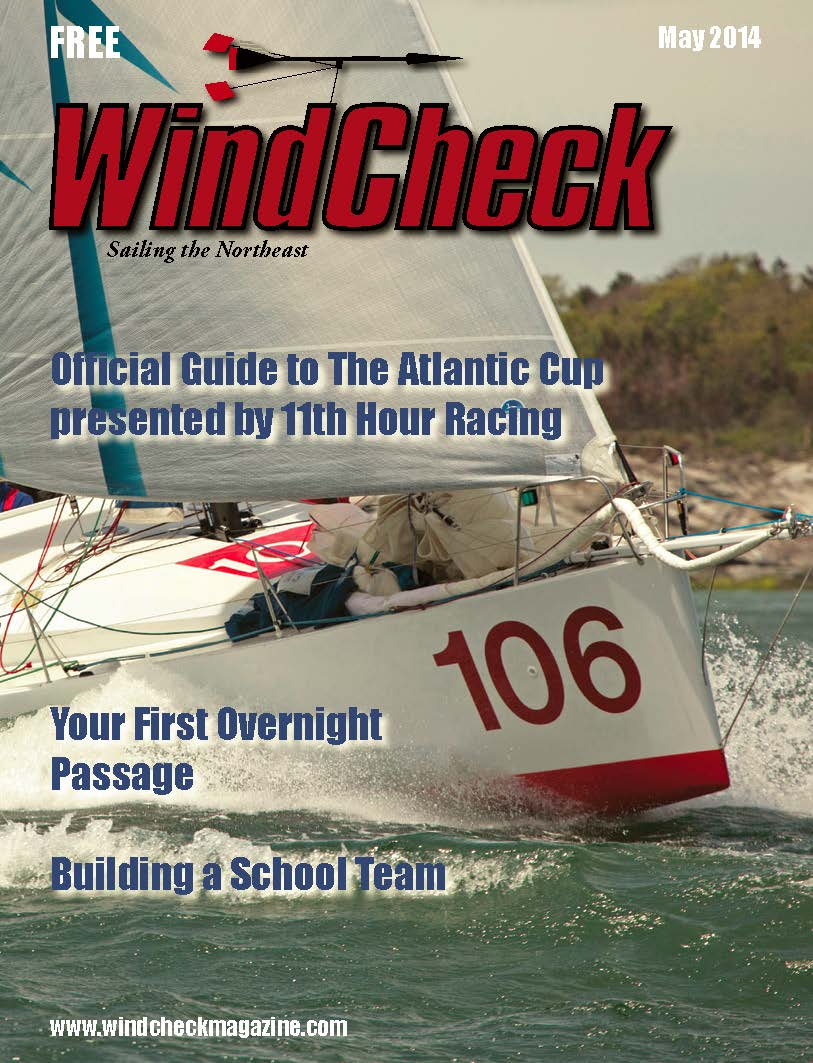 May 2014 WindCheck Cover