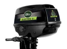 Elco new electric outboard
