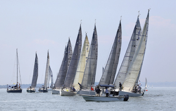 CPYC OneDesign Regatta is May 31 & June 1