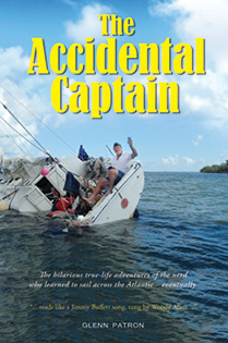 book review - the accidental captain