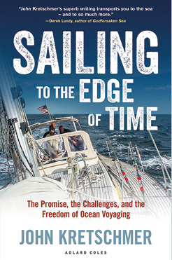 Sailing to the Edge of Time - Book Review
