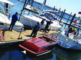 A Boat Show Tour of Rhode Island