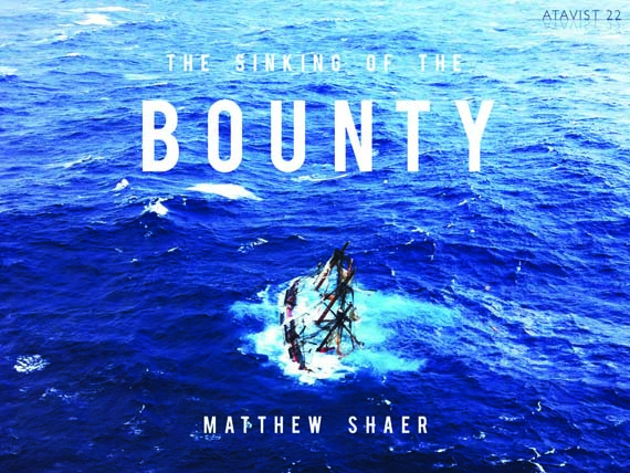 The Sinking of the Bounty