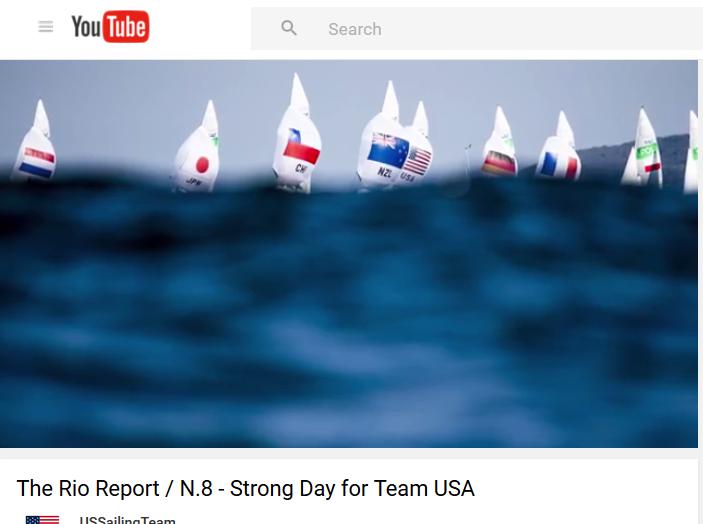 sailing olympics